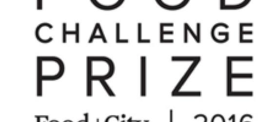 Food + City Challenge Prize 2016