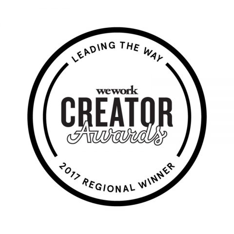 WeWork The Creator Awards Tel Aviv 2017