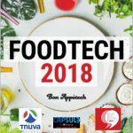 Tnuva, Capsule & Calcalist – FoodTech 2018